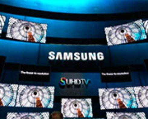 Названы цены на телевизоры Samsung с квантовыми точками
