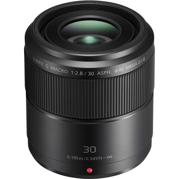 Компания Panasonic представила объектив Lumix G Macro 30mm/ F2.8 ASPH. / MEGA O.I.S. (H-HS030E) системы Micro Four Thirds