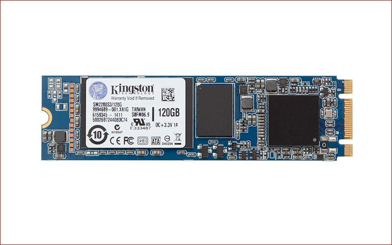 Обзор SSD-диска Kingston SM2280S3-120G - 2