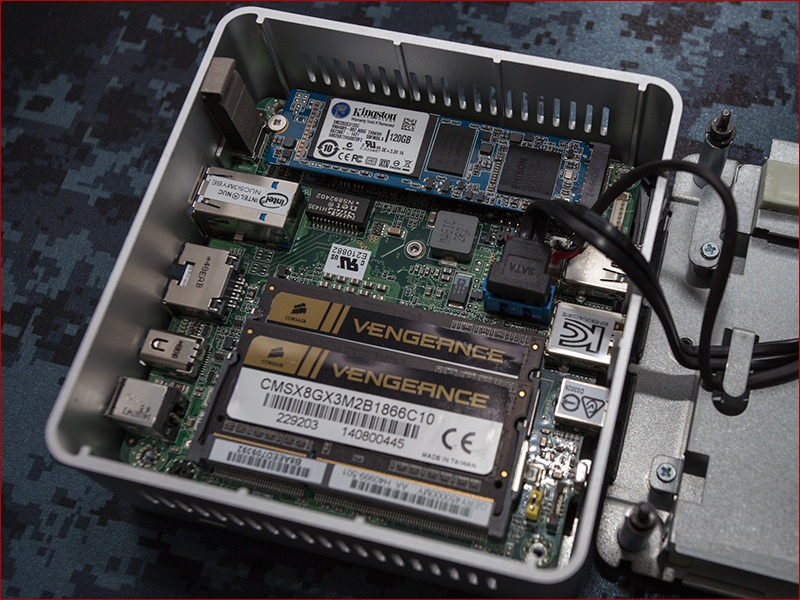 Обзор SSD-диска Kingston SM2280S3-120G - 4
