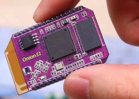 Представлен миниатюрный компьютер для работы с «Интернетом вещей»