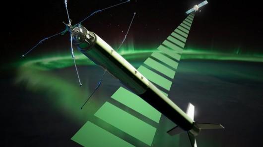 Ракета ICI4 изучит северное сияние и его влияние на Землю - 1