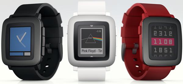Умные часы Pebble Time собрали более пяти миллионов долларов за несколько часов на Kickstarter - 1
