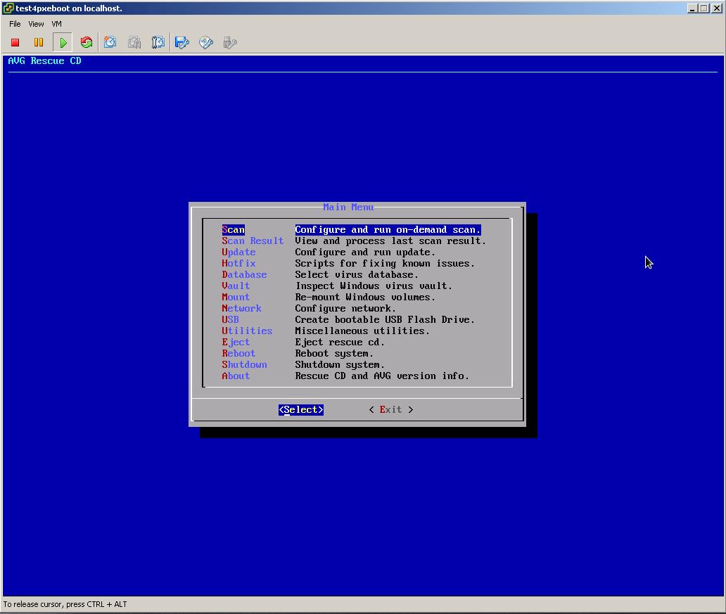 Загрузочный сервер — как загрузочная флешка, только сервер и по сети - 6