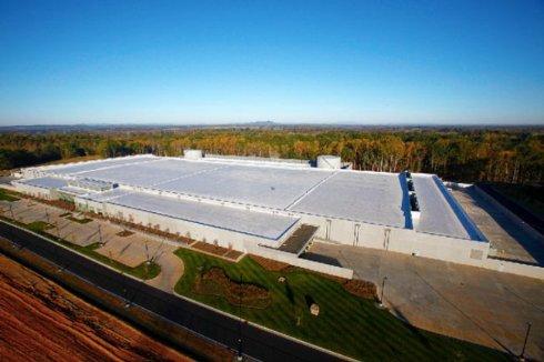Apple построит в Европе 2 экологически чистых дата центра