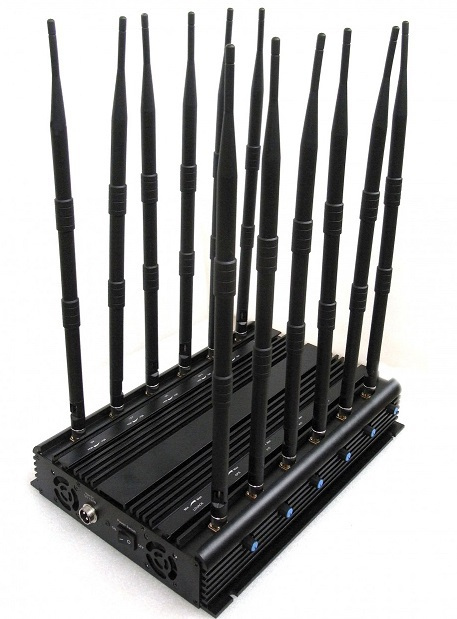 Jammer: глушим GSM, 3G, 4G, WiMAX, Yota - 16