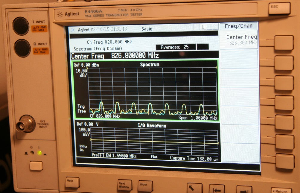 Jammer: глушим GSM, 3G, 4G, WiMAX, Yota - 19