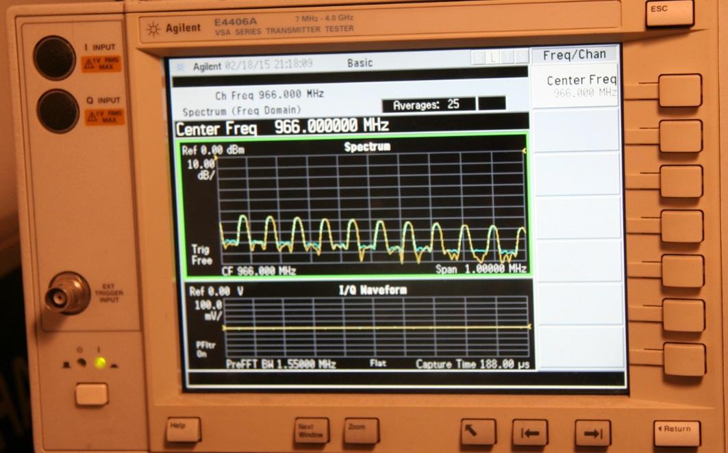 Jammer: глушим GSM, 3G, 4G, WiMAX, Yota - 21