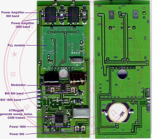 Jammer: глушим GSM, 3G, 4G, WiMAX, Yota - 6