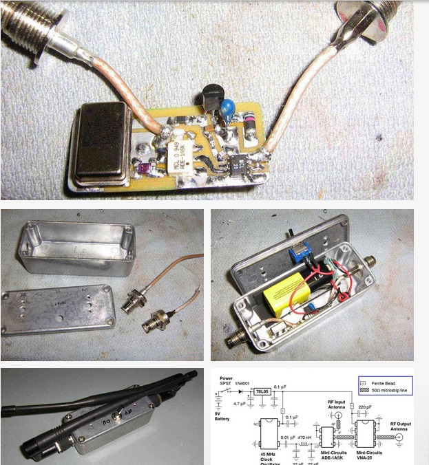 Jammer: глушим GSM, 3G, 4G, WiMAX, Yota - 9