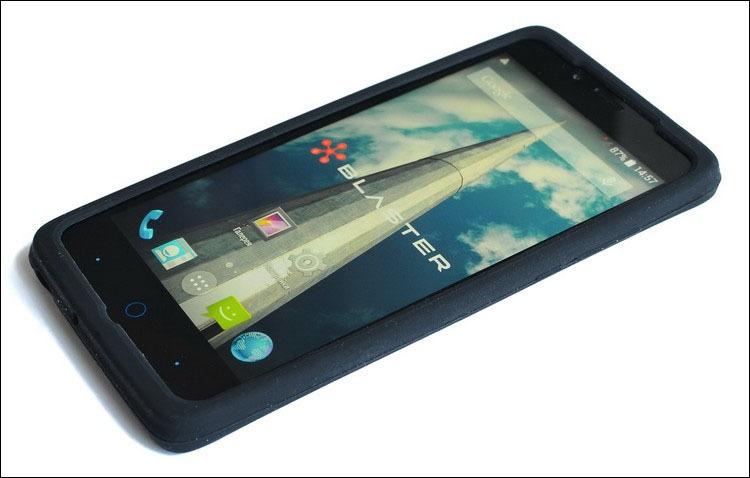 Just5 Blaster: антикризисный смартфон с отнюдь не бюджетной начинкой - 15