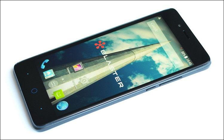 Just5 Blaster: антикризисный смартфон с отнюдь не бюджетной начинкой - 17