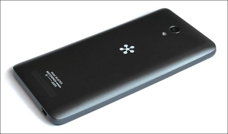 Just5 Blaster: антикризисный смартфон с отнюдь не бюджетной начинкой - 18