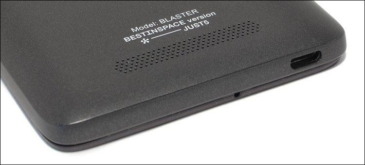 Just5 Blaster: антикризисный смартфон с отнюдь не бюджетной начинкой - 23