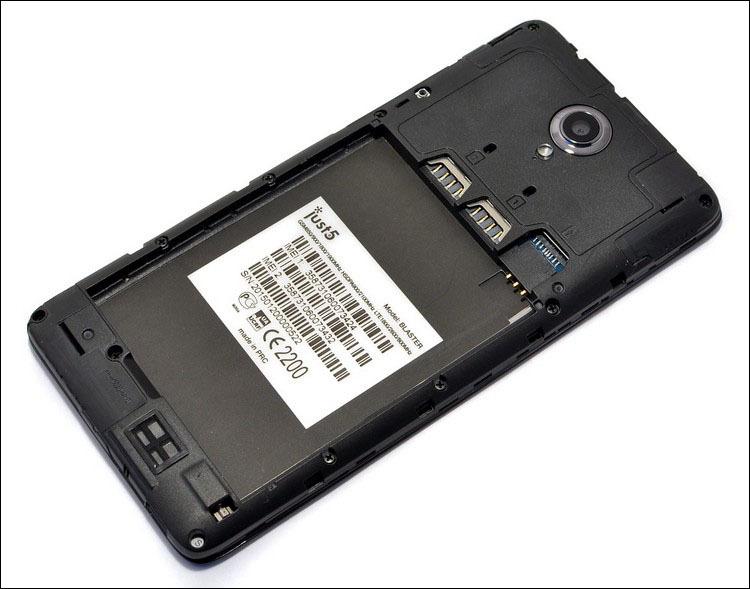 Just5 Blaster: антикризисный смартфон с отнюдь не бюджетной начинкой - 28