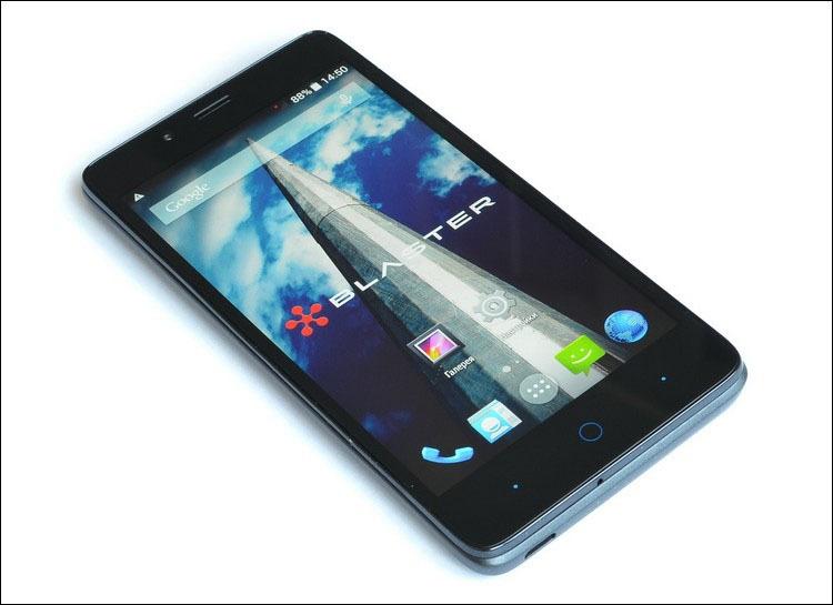 Just5 Blaster: антикризисный смартфон с отнюдь не бюджетной начинкой - 30