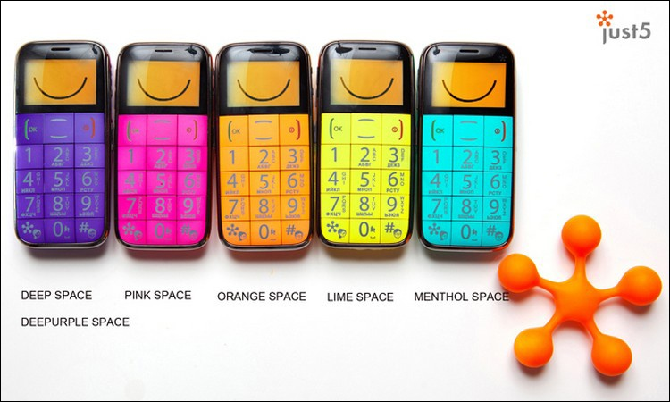 Just5 Blaster: антикризисный смартфон с отнюдь не бюджетной начинкой - 5