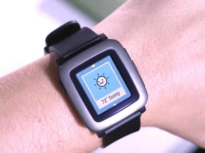 Pebble Time – новые умные часы от Pebble с цветным E-Paper дисплеем - 2