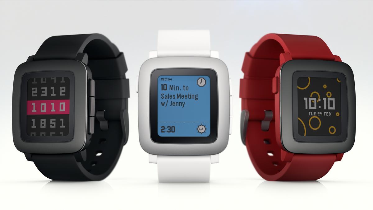 Pebble Time – новые умные часы от Pebble с цветным E-Paper дисплеем - 1