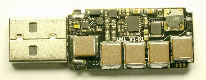 USB killer - 3