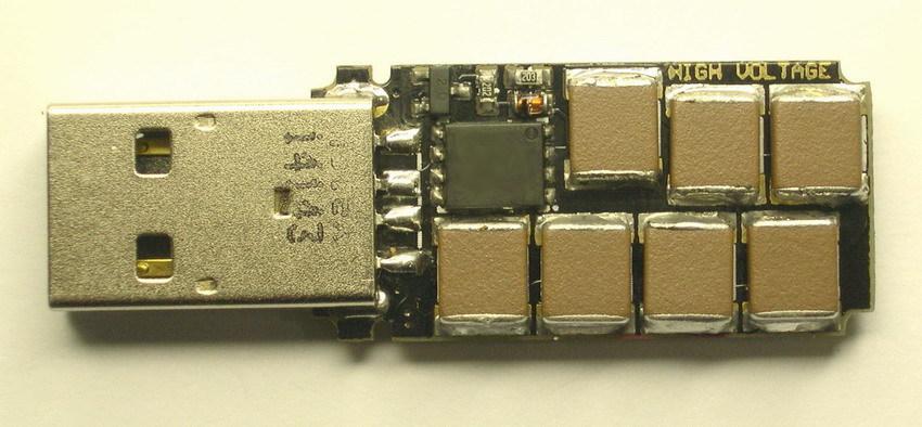 USB killer - 4