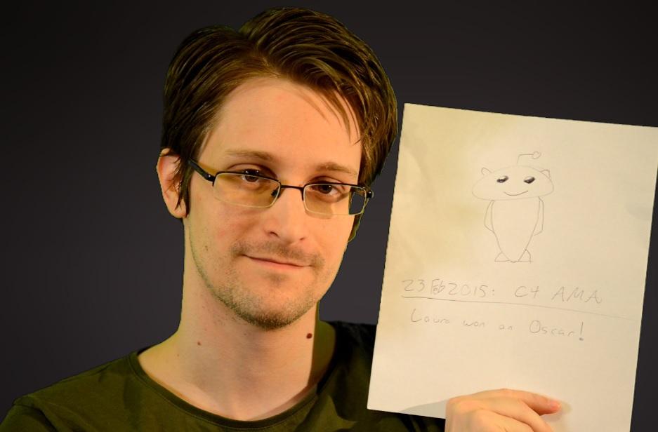 Эдвард Сноуден объяснил, почему он не российский шпион - 1