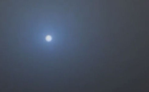 На грани фантастики. НАСА показало закат Солнца на Марсе (ВИДЕО)