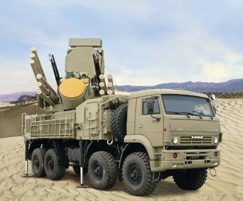 Россия отправляет в Арктику новейшие ракетно пушечные комплексы (ВИДЕО)