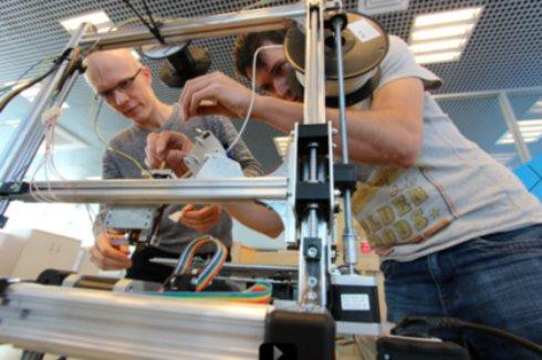 Россияне создали собственный 3D принтер