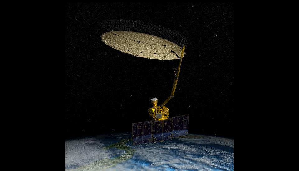 Спутник NASA, прогнозирующий засуху, готов начать работу - 1