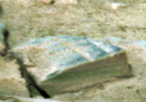 Уфологи нашли на Марсе «древнюю книгу» и «разбившийся НЛО» (ВИДЕО)