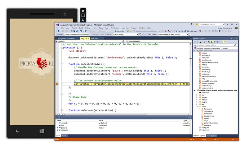 Выпущен Visual Studio 2015 CTP6 - 2