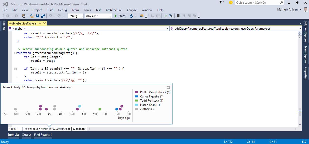 Выпущен Visual Studio 2015 CTP6 - 3