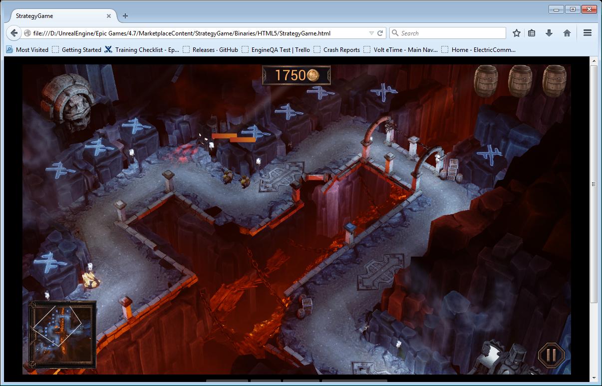 Вышел Unreal Engine 4.7 с поддержкой HTML5 и WebGL - 8