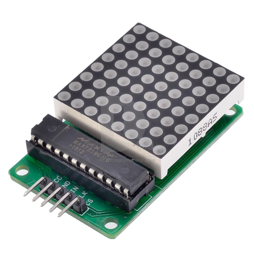 Вывод температуры, пробок и курса валют на светодиодную матрицу Raspberry Pi - 1