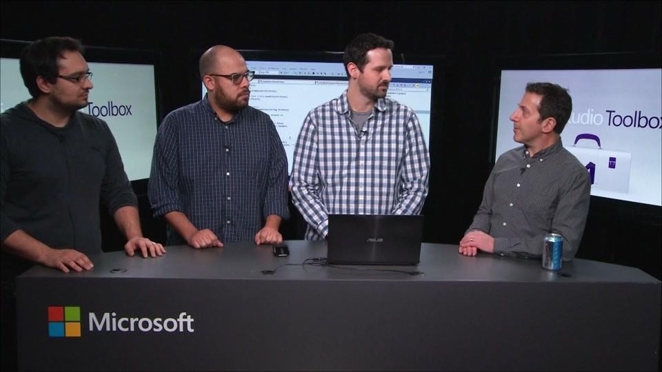 DevCon Digest #3. Погружаемся в Visual Studio - 16