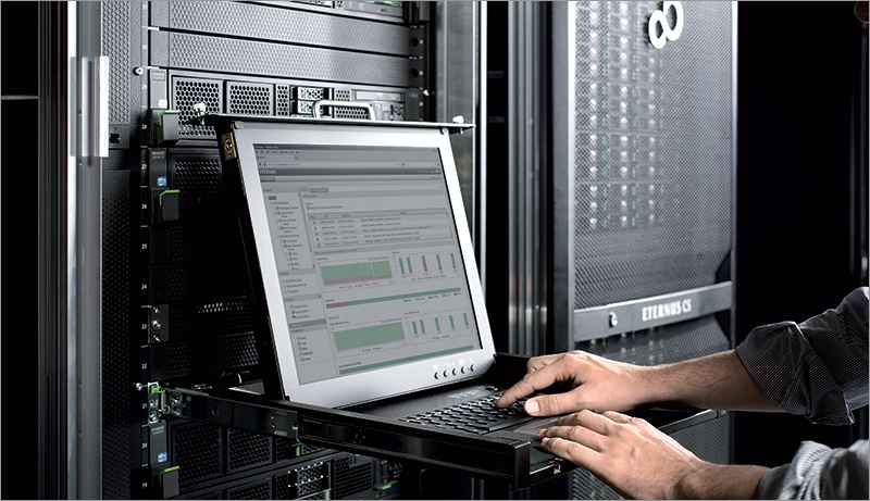 Fujitsu ETERNUS CD10000: Ceph без забот - 1