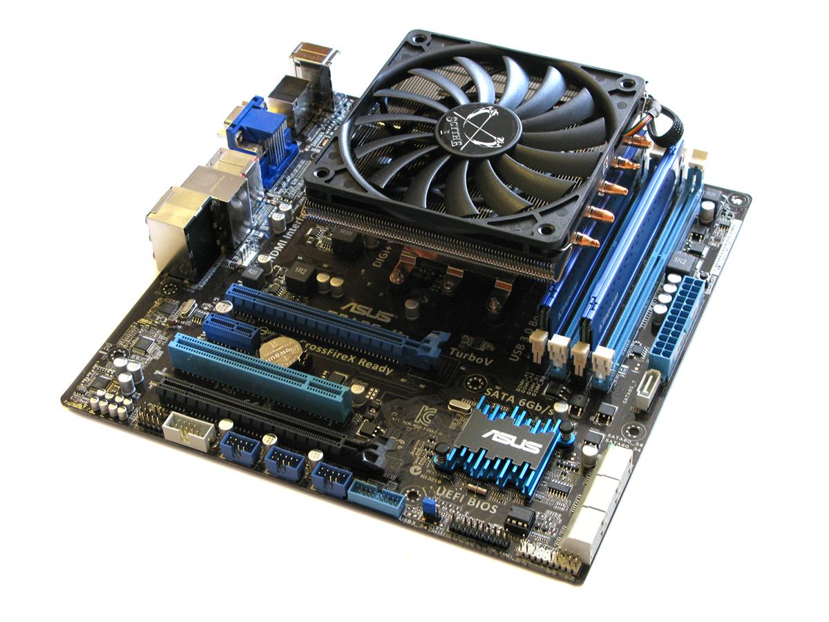 PC Buyer's Guide: охлаждение - 4