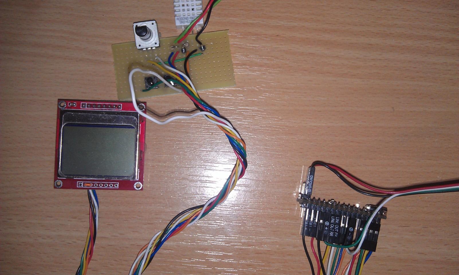 Еще один термостат на Arduino, но с OpenTherm - 8