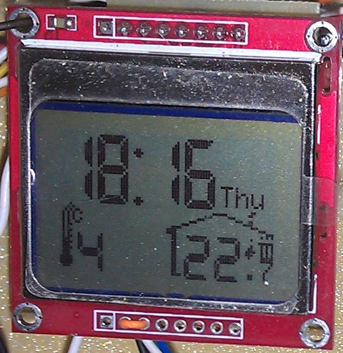 Еще один термостат на Arduino, но с OpenTherm - 1
