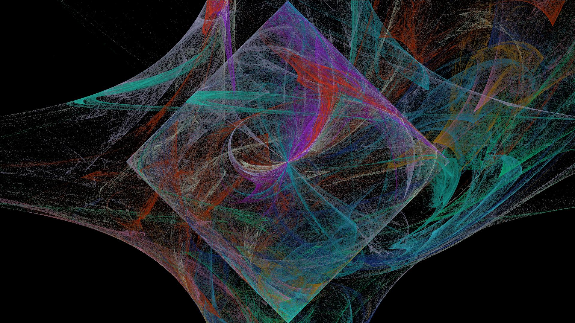 Фрактальное пламя — алгоритм построения - 38