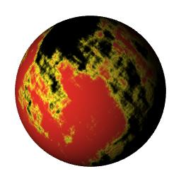 Генерация текстур планет как в игре Star Control 2 - 16