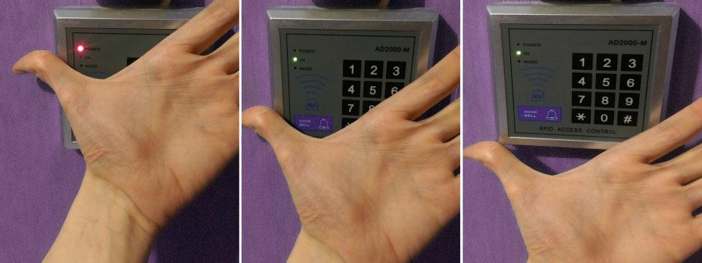 Как я имплантировал RFID себе в руку, а потом еще NFC. Часть 1 - 6