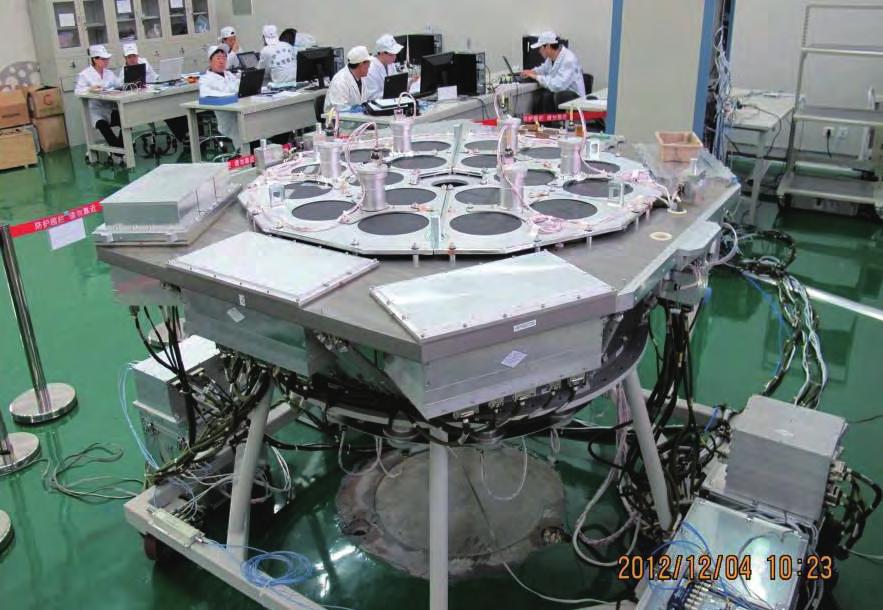 Космические научные проекты Китая - 2