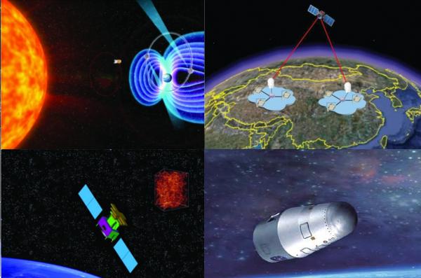 Космические научные проекты Китая - 1