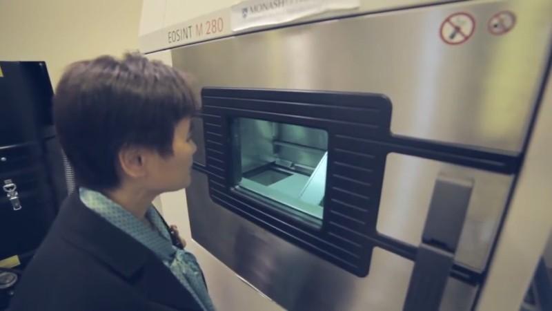 Первый реактивный двигатель, напечатанный на 3D-принтере - 2