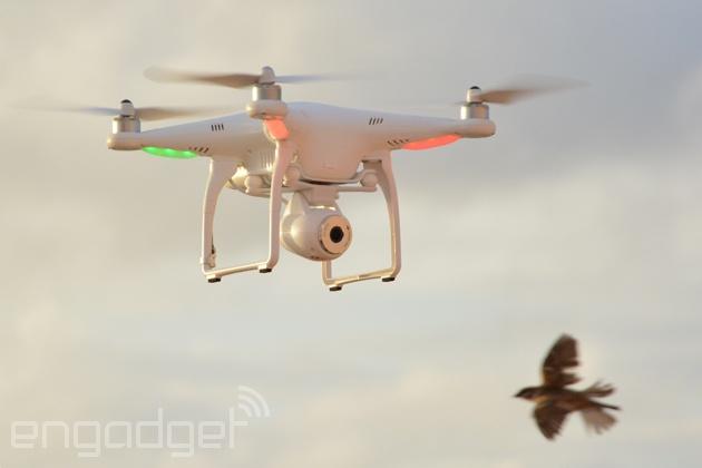 Секретная служба США начнет проверять дроны около Белого дома - 1