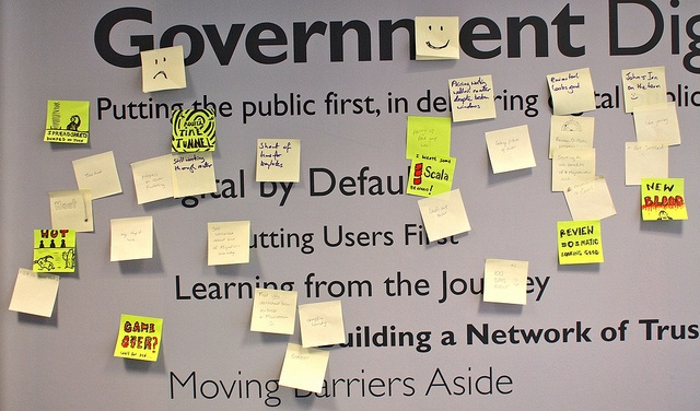 Управление ретроспективой или взгляд в прошлое: Руководство Gov.uk - 1