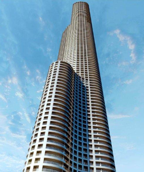 В Мумбаи построят самый высокий небоскреб в мире (ФОТО)