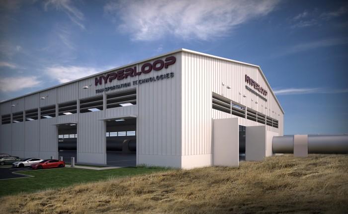 Hyperloop получил первый контракт - 3